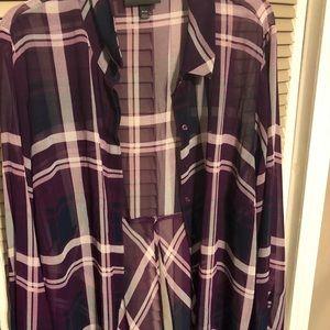 Lane Bryant thin shirt 26/28